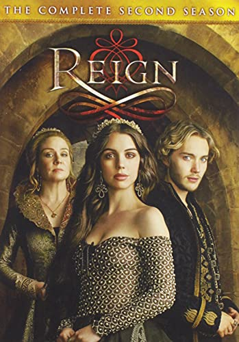 Reign: The Complete Second Season [DVD] [Import]