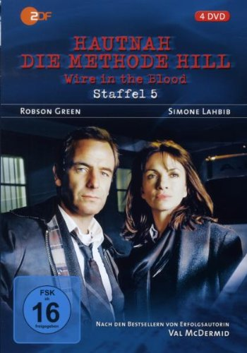 Hautnah - Die Methode Hill: Staffel 5 [4 DVDs]