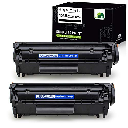 commercial Replace compatible JARBO toner cartridges on HP 12A Q26 12A and use with Laserjet 1020 1012 1022… compatible toner cartridges for hp