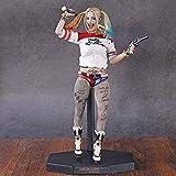 Estatuilla Hot Toys Suicide Squad Harley Quinn 1/6 Escala PVC Figura de Acción Modelo de...