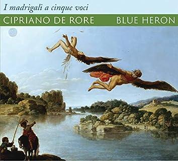 Rore: Madrigali a 5 voci (1542 Version)