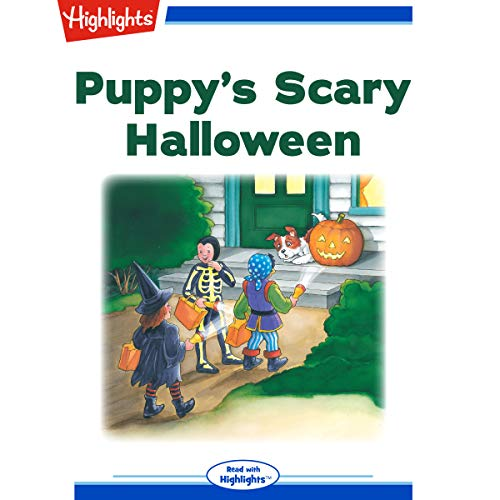 Puppy's Scary Halloween cover art