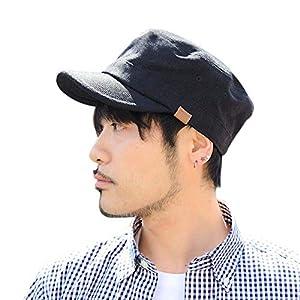 [イチヨンプラス] キャップ メンズ 帽子メンズ メンズ帽子 icap0263-60-bk