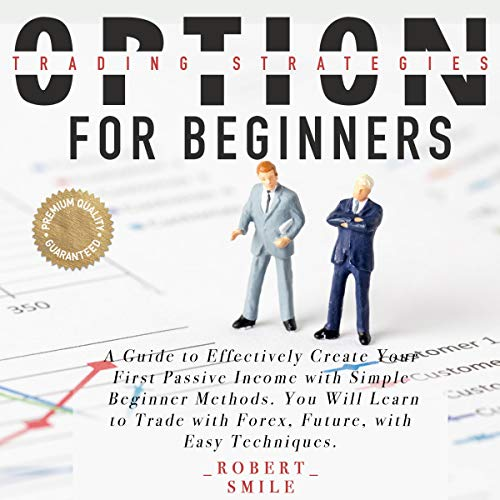 Couverture de Option Trading Strategies for Beginners