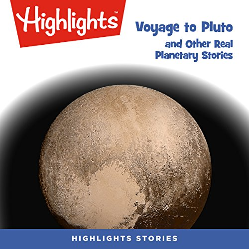 Voyage to Pluto and Other Real Planetary Stories copertina
