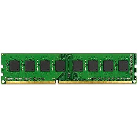 Kingston KCP313NS8/4 Memoria RAM da 4 GB, DDR3, 1333 MHz, Verde