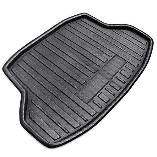 PMPIYI Tronco Trasero Carga de Carro de Estilo Accesorios Interiores de los Accesorios de Arranque Mat Impermeable para Honda para Civic 2016 2017 2018 2019 1pcs