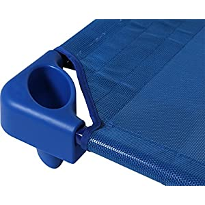 """Sprogs Heavy Duty Standard Daycare Cot (Pack of 6) -52""""L x 23""""W x 5""""H"""