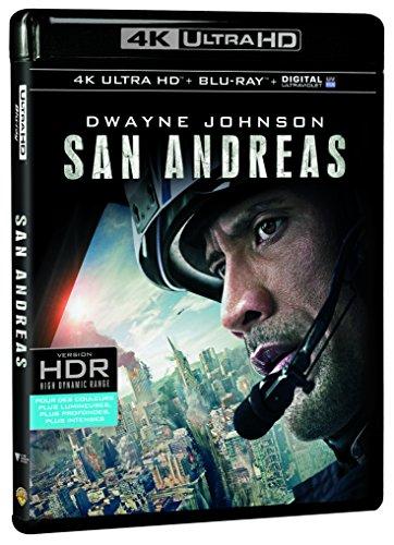 San Andreas [4K Ultra HD + Blu-Ray + Digital Ultraviolet]