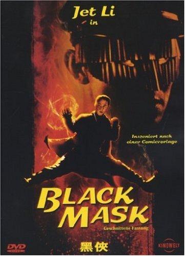 Black Mask (gekürzte Fassung) [Alemania] [DVD]
