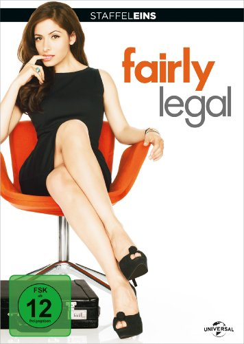 Fairly Legal - Staffel 1 [3 DVDs]