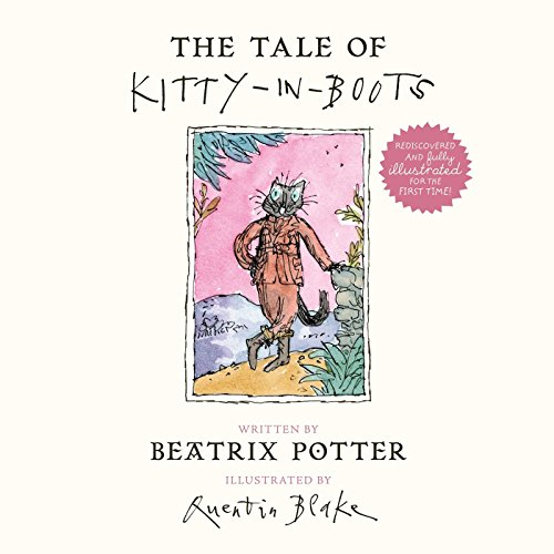 The Tale of Kitty-in-Boots audiobook cover art