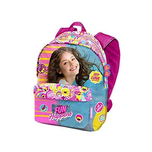 SOY LUNA - Petit sac à dos 34cm FUN HAPPENS Soy Luna