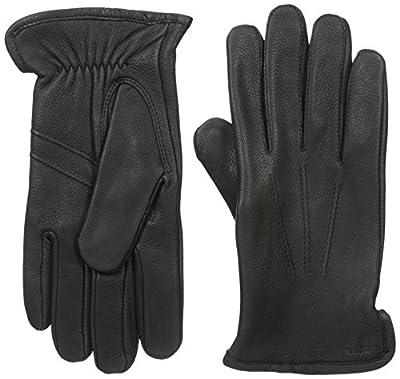 20250 Hestra Mens Leather Gloves: Andrew Deerskin Business Gloves by Hestra