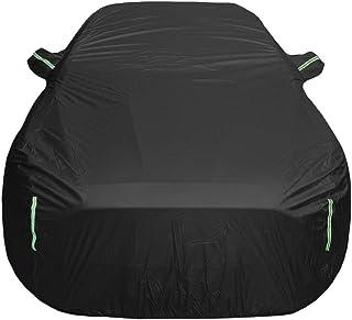 車のカバーはフォルクスワーゲンコクシネルと互換性があります車のカバー車の防水シート終日防水と防風防雪防塵屋外屋内UV保護