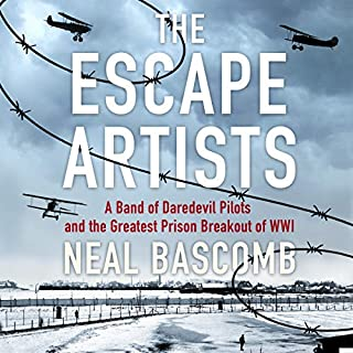 The Escape Artists cover art