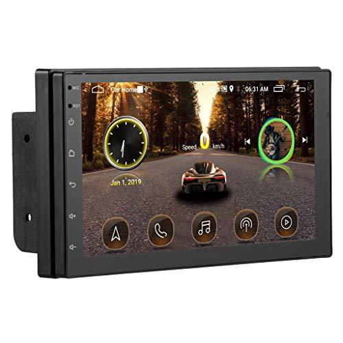 Shiwaki 7'Android Quad Core Navegación GPS MP5 Radio Estéreo Reproductor Multimedia para Automóvil