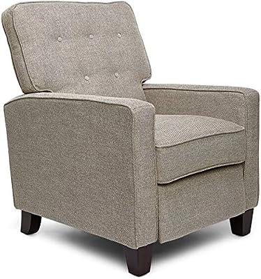 Groovy Amazon Com Christopher Knight Home 301372 Mason Recliner Machost Co Dining Chair Design Ideas Machostcouk