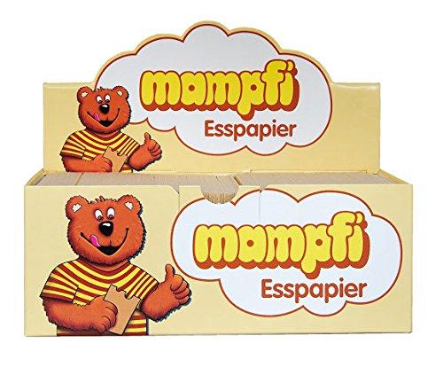 Mampfi Papel Comestible, Obleas, 200 Unidades
