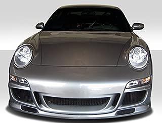 Extreme Dimensions Duraflex Replacement for 1999-2004 Porsche 911 Carrera 996 1997-2004 Porsche Boxster 997 GT-3 RS Conversion Front Bumper Cover - 1 Piece