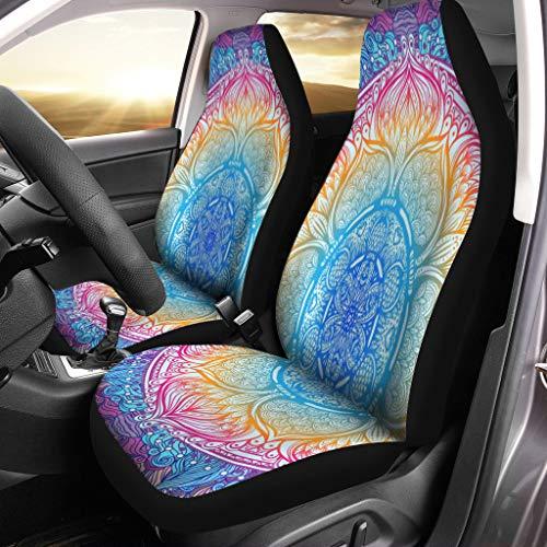 tattoo car seat covers - 9
