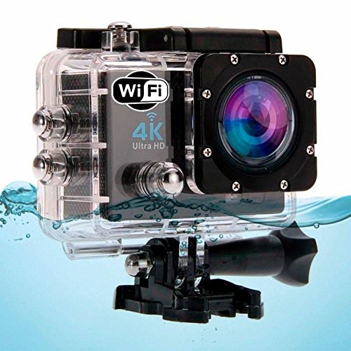 Camera Action Go Cam Pro Sport Ultra 4k HD Sport 1080