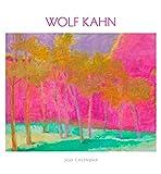 Wolf Kahn 2021 Wall Calendar