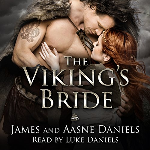 The Viking's Bride audiobook cover art