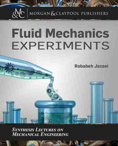 Fluid Mechanics Experiments Front Cover