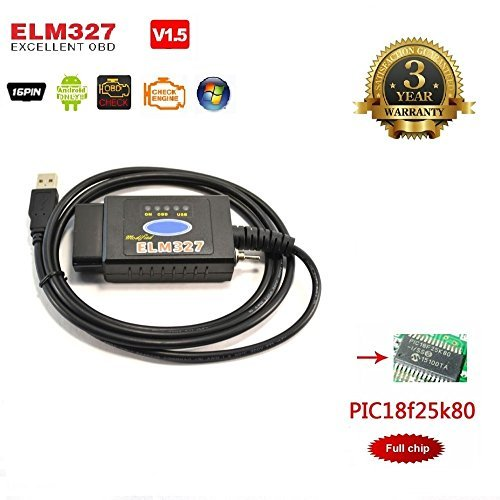 AntiBreak Forscan elm327 USB Switch Android OBD Modified elmconfig withFTDI chip HS-CAN/MS-CAN OBD2