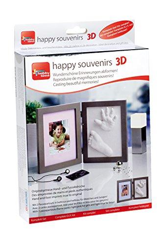 Glorex GmbH 6 2704 020 Geschenkpackung Happy Souvenir, pinie