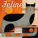 Feline 2020 Wall Calendar: Terry Runyan s Cats