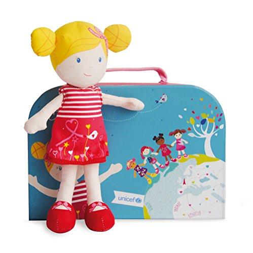 Doudou et Compagnie UNICEF Puppe Coraline