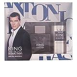 Antonio Banderas Vip Rose Set de Agua de Colonia y Desodorante - 250 ml