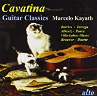 Guitar Classics by MARCELO KAYATH (2009-02-24)