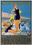 The Poster Corp Unknown – San Sebastian/Piscina Familias