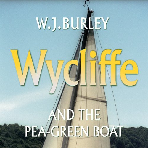 Wycliffe and the Pea-Green Boat cover art