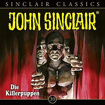 Classics, Folge 39: Die Killerpuppen (Ungekürzt)