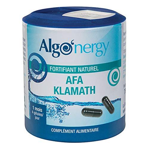 ALGO'NERGY - Afa Algue Klamath 120 Gélules - L'unité