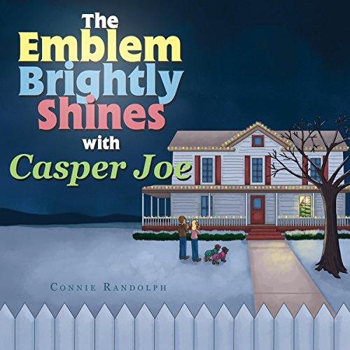The Emblem Brightly Shines with Casper Joe audiobook cover art