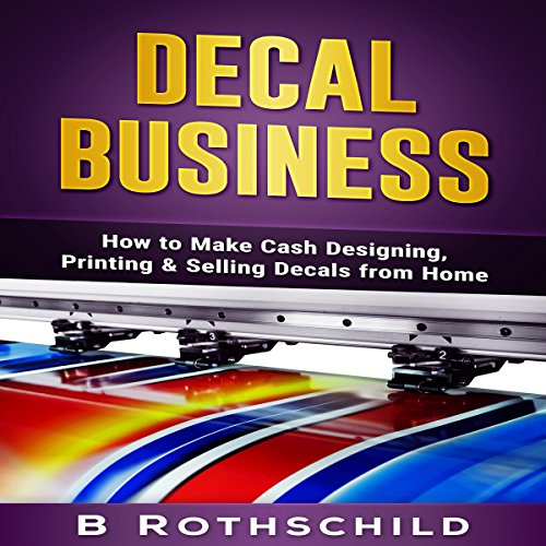 Decal Business audiobook cover art