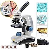 SWIFT SW100 Durchlicht- und Auflicht-Mikroskop für Kinder 40X-1000X Vergrößerung Kinder...