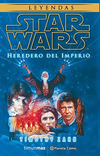 Star Wars Heredero del Imperio (novela) (Star Wars: Novelas)