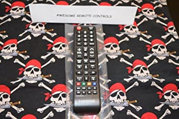 Samsung LED TV Remote Control AA59-00854A Supplied with models  UN60FH6200 UN60FH6200F