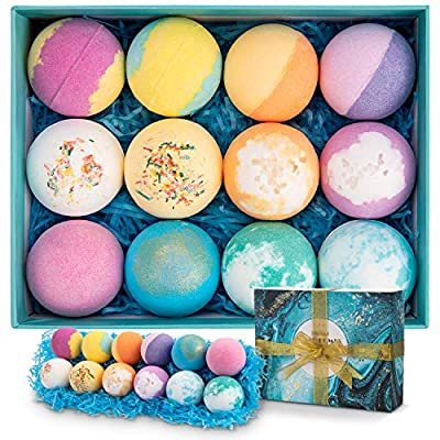 Bath Bombs Ribivaul 12
