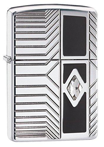 Zippo Classy Tech Design Pocket Lighter