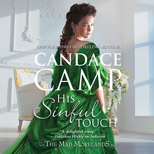 His Sinful Touch audiobook cover art