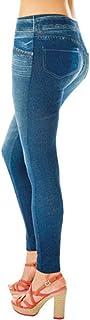 NOPPOR Womens Skinny Jeans High Waist Slim Leggings Denim Stretchy Jeggings Seamless Yoga Pants