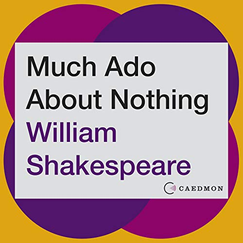 Much Ado About Nothing (Unabridged) Titelbild