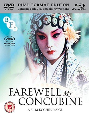 Farewell My Concubine [DVD + Blu-ray] [UK Import]